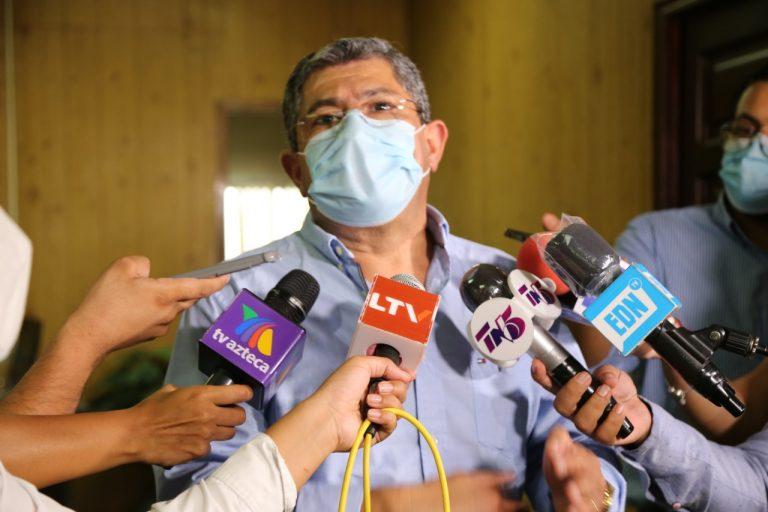 Ministro Leonel Ayala: La construcción de bordos no se debe politizar