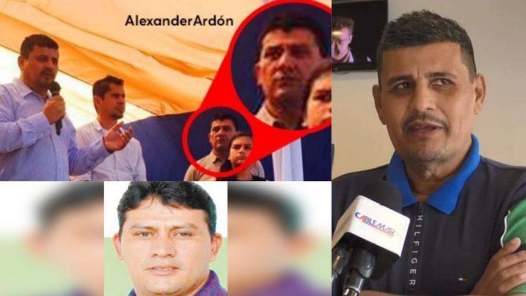 """Fallece alcalde sucesor de Alexander Ardón en El Paraíso, Copán: """"Mi mano derecha"""", dijo AA"""
