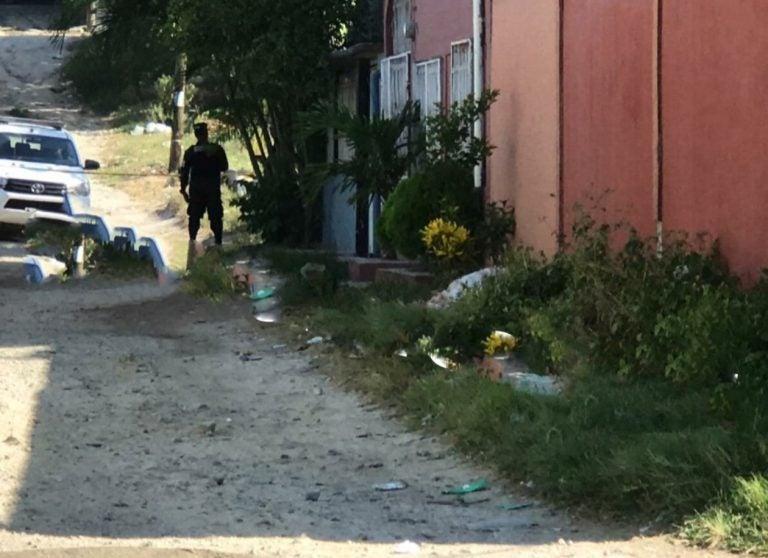 Choloma: hallan cuerpo encostalado cerca de una casa en colonia La Victoria