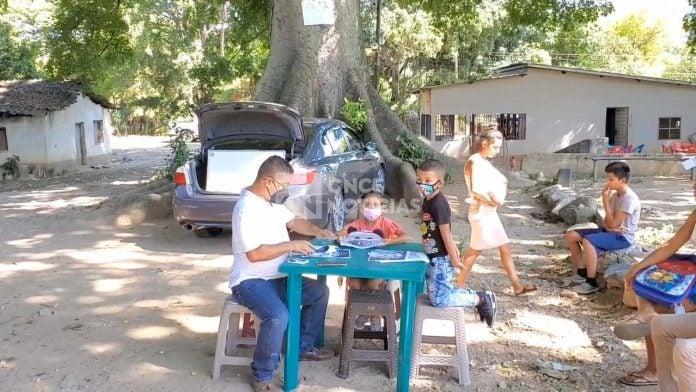 Maestro viaja de Copán a Santa Bárbara