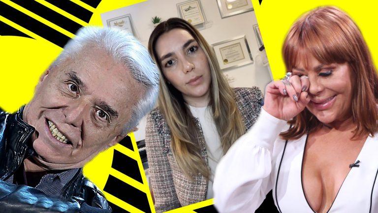 Frida Sofía anuncia que demandará a su abuelo y a su madre, Alejandra Guzmán