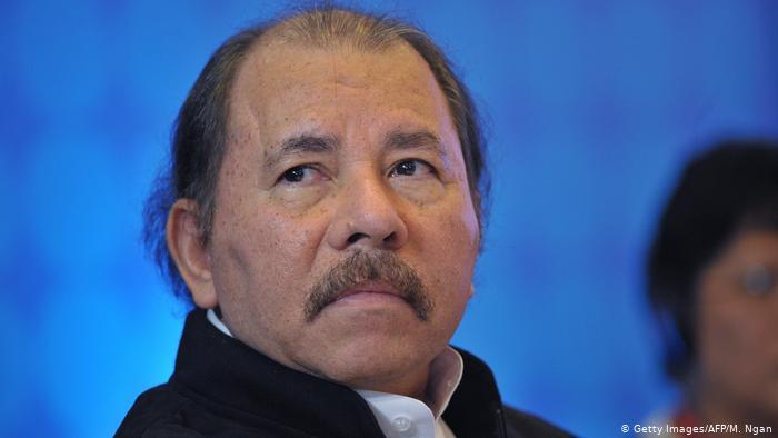 Presidente de Nicaragua dictador