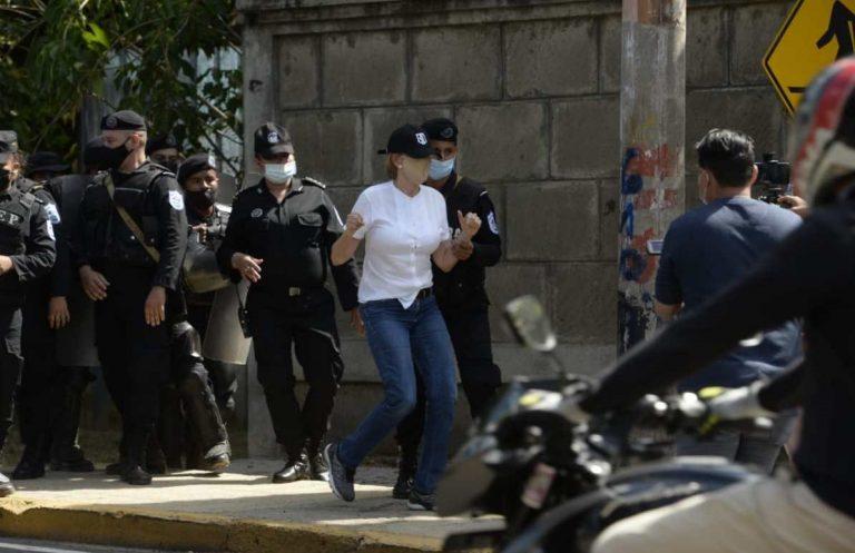 "Nicaragua: representante de la ONU tilda de ""acto grave"" inhabilitar a Chamorro"