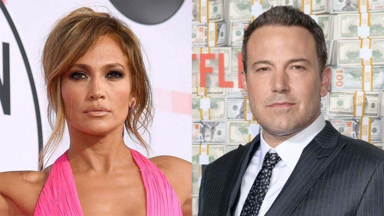 Filtran fotografías que confirman relación entre Ben Affleck y JLo