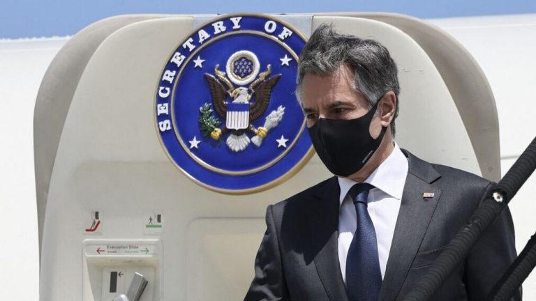 Secretario de EEUU llega a CA para hablar sobre crisis migratoria