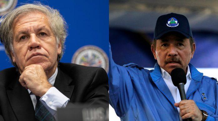 Suspender Nicaragua de la OEA
