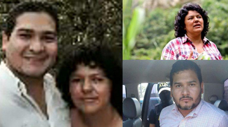 Castillo: Berta era mi amiga, aunque a los acusadores les cueste aceptarlo