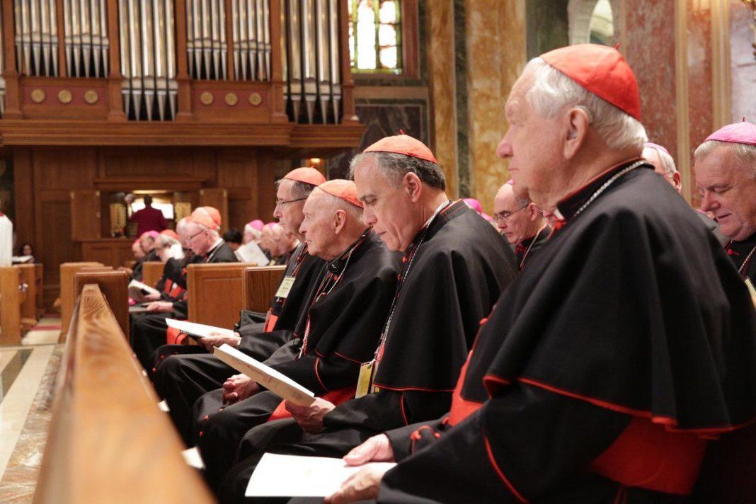 Obispos contra Biden sobre el aborto.
