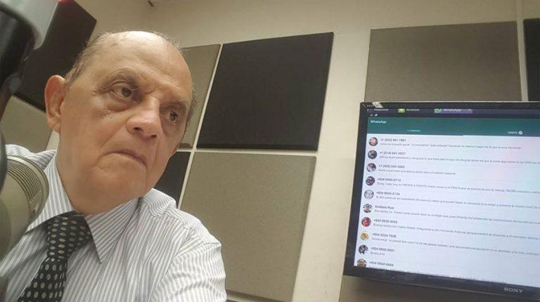 Carlos Riedel, un comunicador que trabajó más de siete décadas en el periodismo