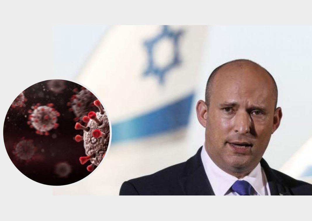 nueva cola de covid-19 en israel