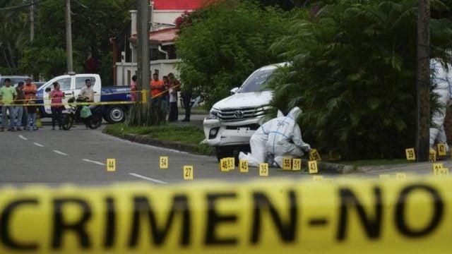 Menores de 30 años en Honduras, las principales víctimas de masacres en 2021