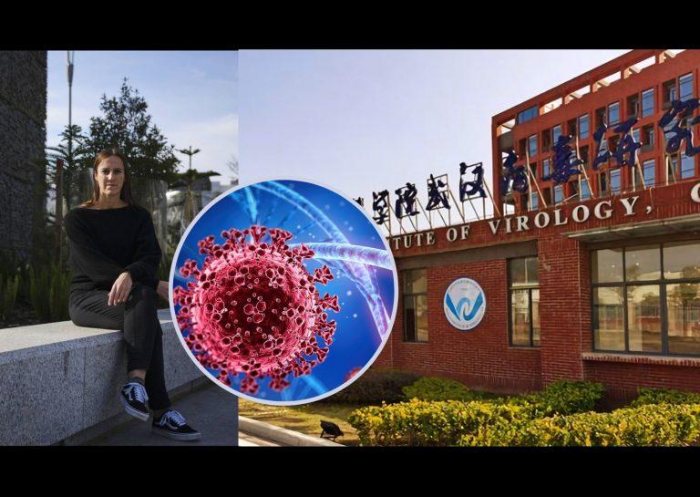"""""""No soy ingenua"""": científica extranjera del laboratorio de Wuhan rompió el silencio"""
