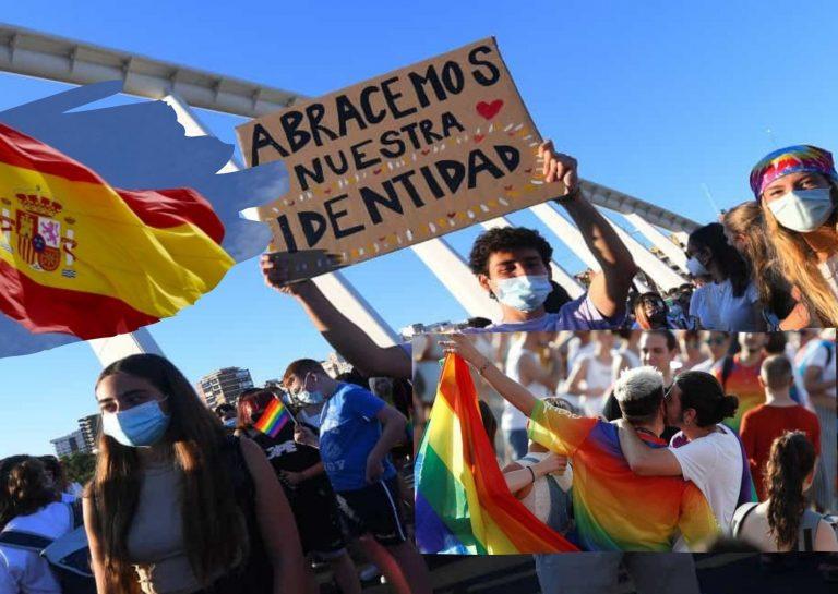 España quiere autorizar la autodeterminación de género desde los 16 años