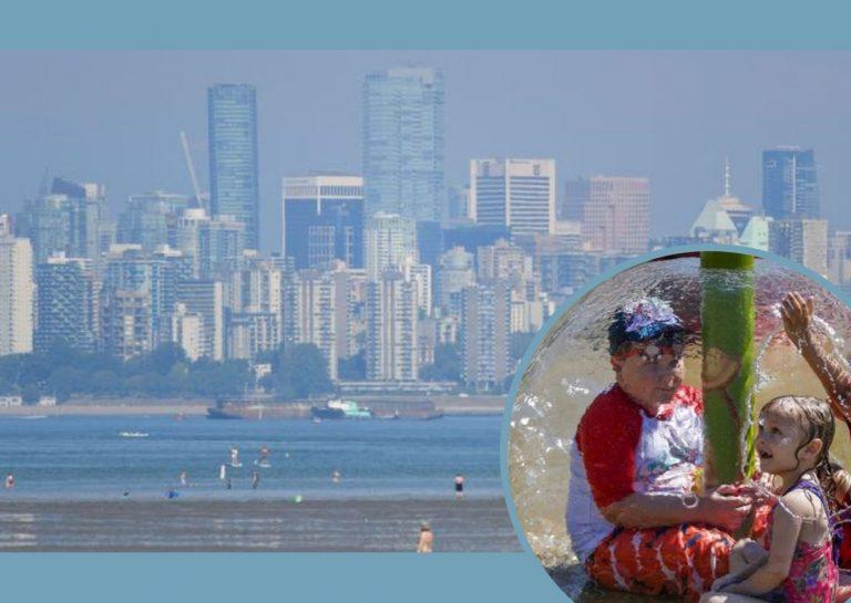 Canadá registra la temperatura más alta de su historia y provoca más de 65 muertes súbitas