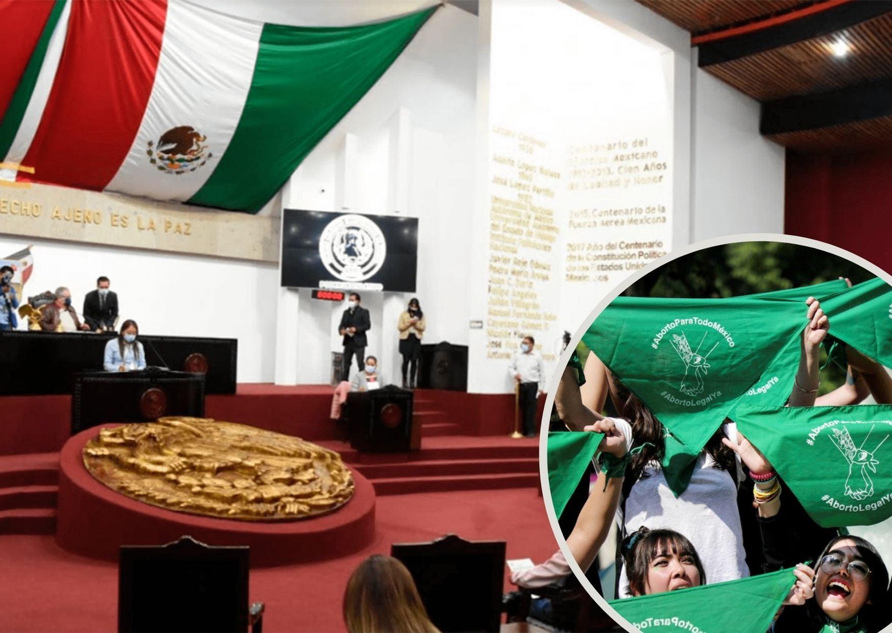 Hidalgo legalización del aborto
