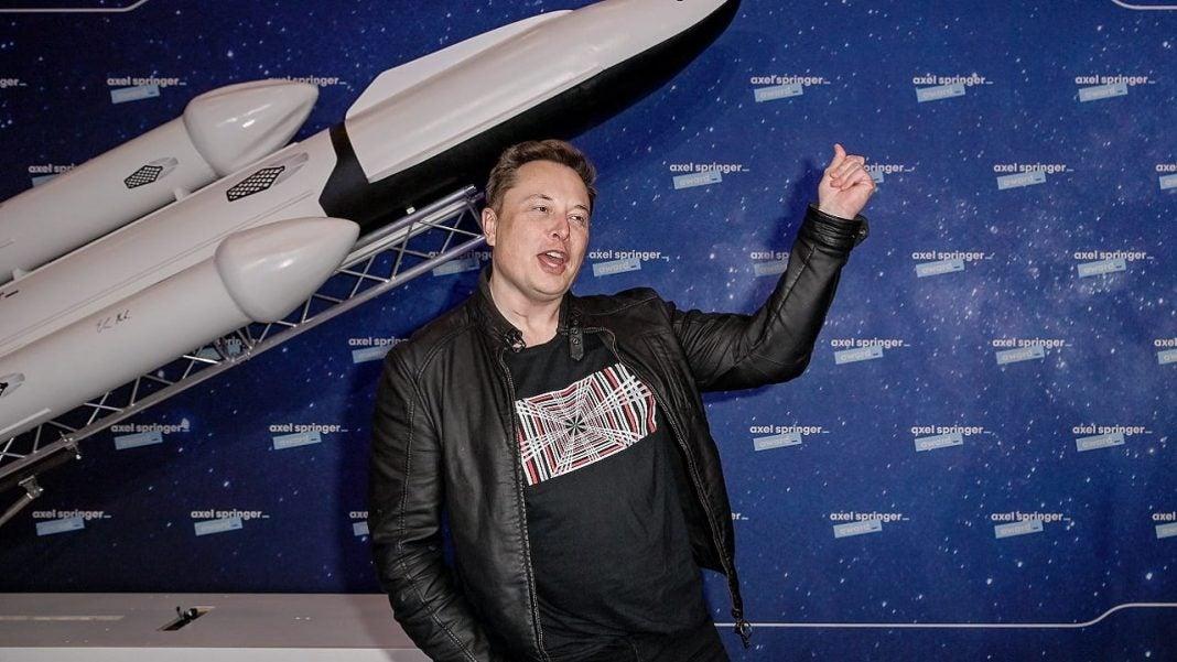 Elon Musk internet