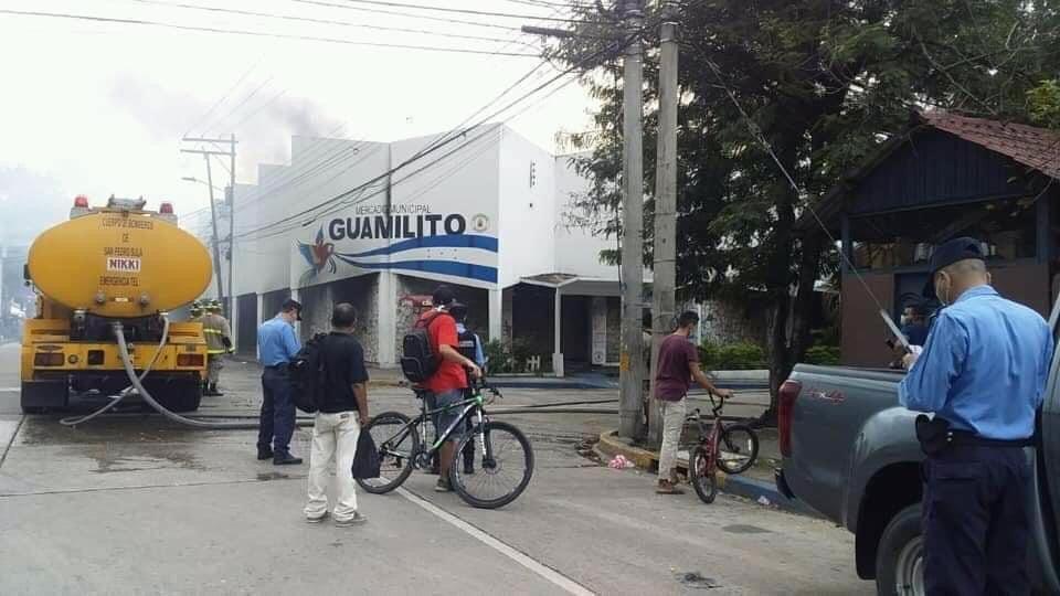 Mercado Guamilito locatarios