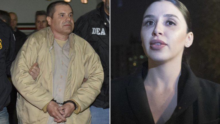 """Emma Coronel, la esposa del """"Chapo"""", se declara culpable de narcotráfico en EE.UU."""