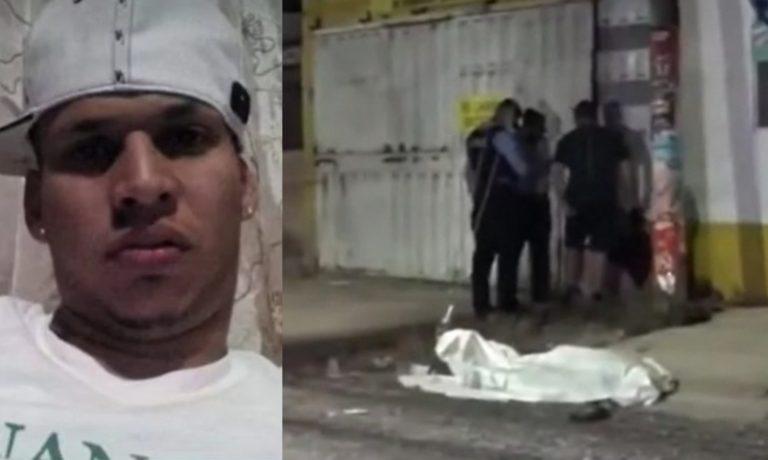 En cercanías de posta, matan a un hombre y dejan otro herido en la San Miguel