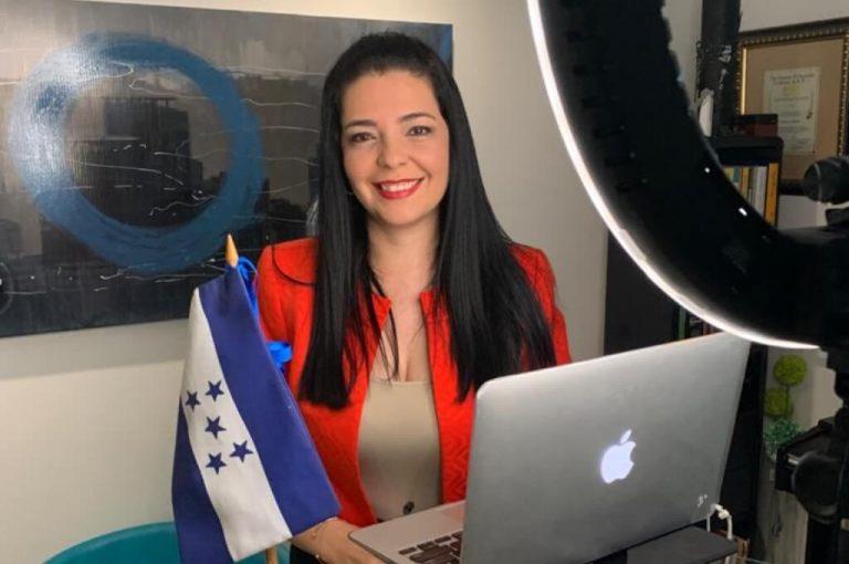 Pamela Chávez, una hondureña que ganó distinguido premio internacional
