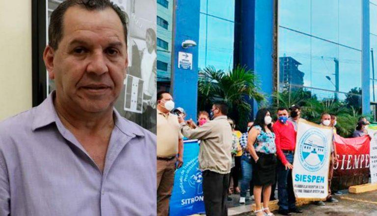 """Empleados públicos suspenden paro y van a """"reunión de emergencia"""" con autoridades"""