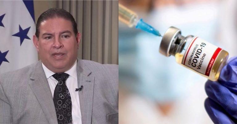 Honduras solicita donación de cinco millones de vacunas anticovid a EEUU