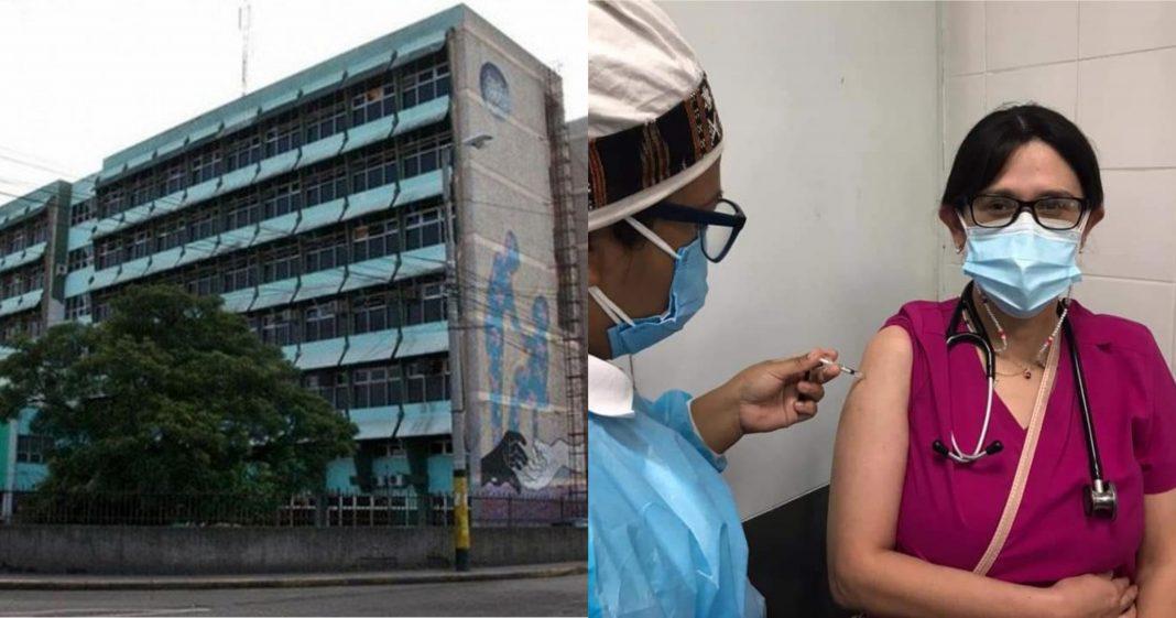 hospital escuela vacunación covid-19
