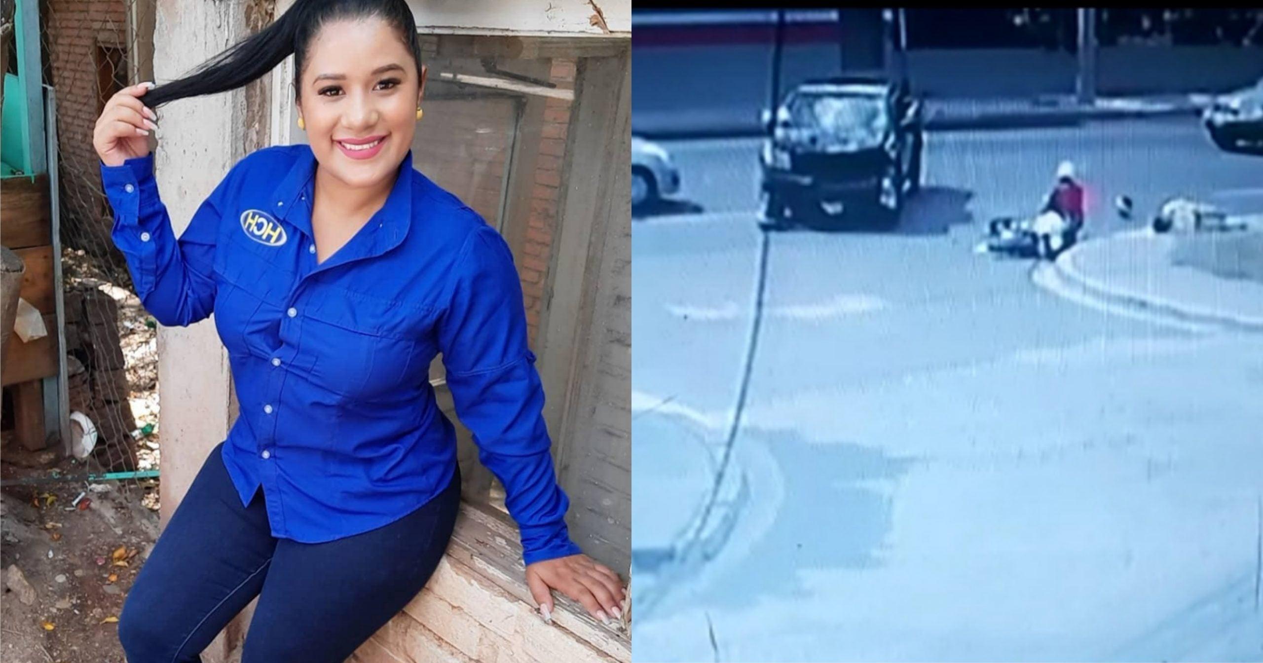 VIDEO| Así embistió carro a periodista y fotógrafo de HCH
