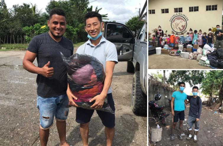 Shin Fujiyama, el japonés que se enamoró de Honduras y quiere abrir 1,000 escuelas