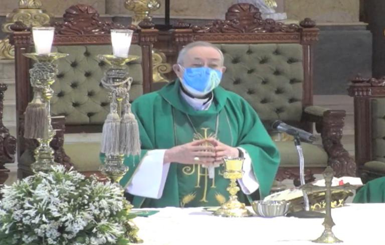 HOMILÍA: Cardenal pide elegir con conciencia en próxima elecciones