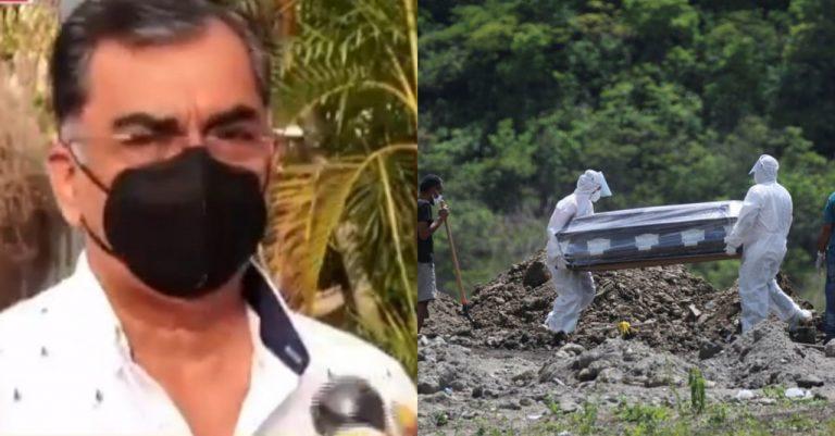 En mayo hay más de 1500 muertes por covid-19, según funerarias