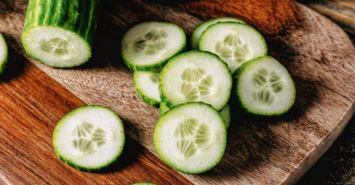 beneficios comer pepino