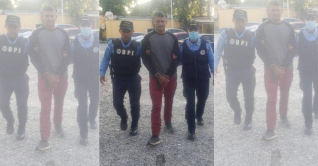 capturado por masacre en comayagua
