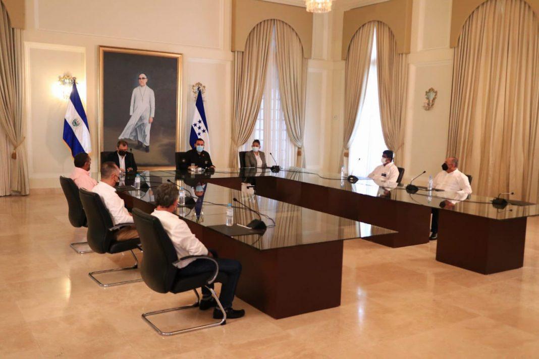 Alcaldes de Honduras