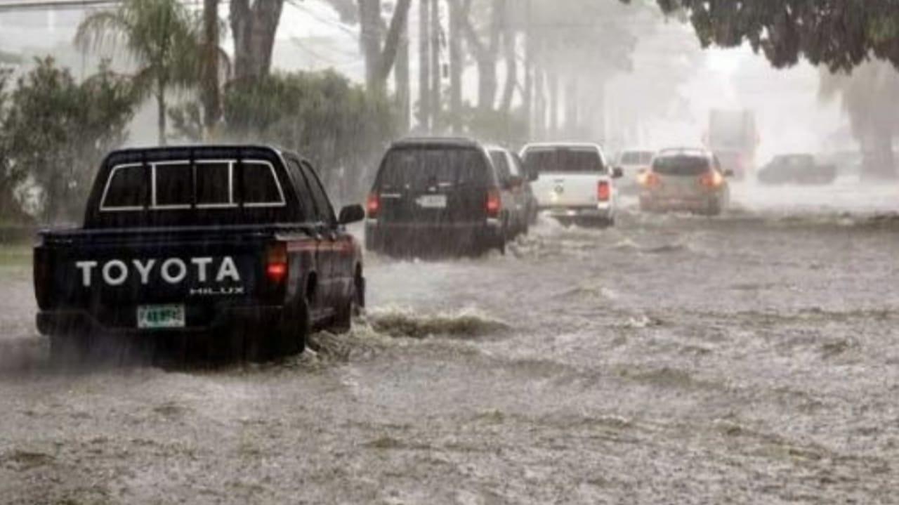 lluvia en Honduras