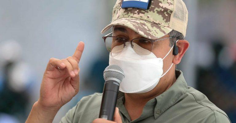JOH confirma que México donará 100 mil vacunas anticovid a Honduras