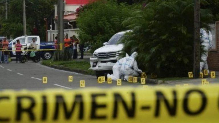 OV-UNAH: Siete departamentos de Honduras reportan mayores índices de violencia