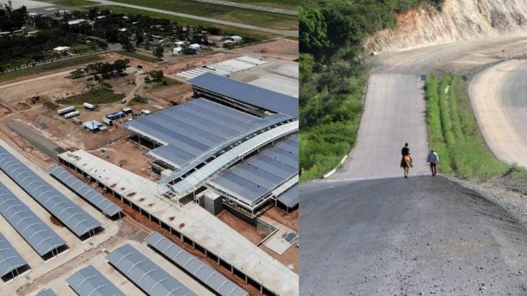 Honduras: En octubre inaugurarán Palmerola y Canal Seco, según CNI