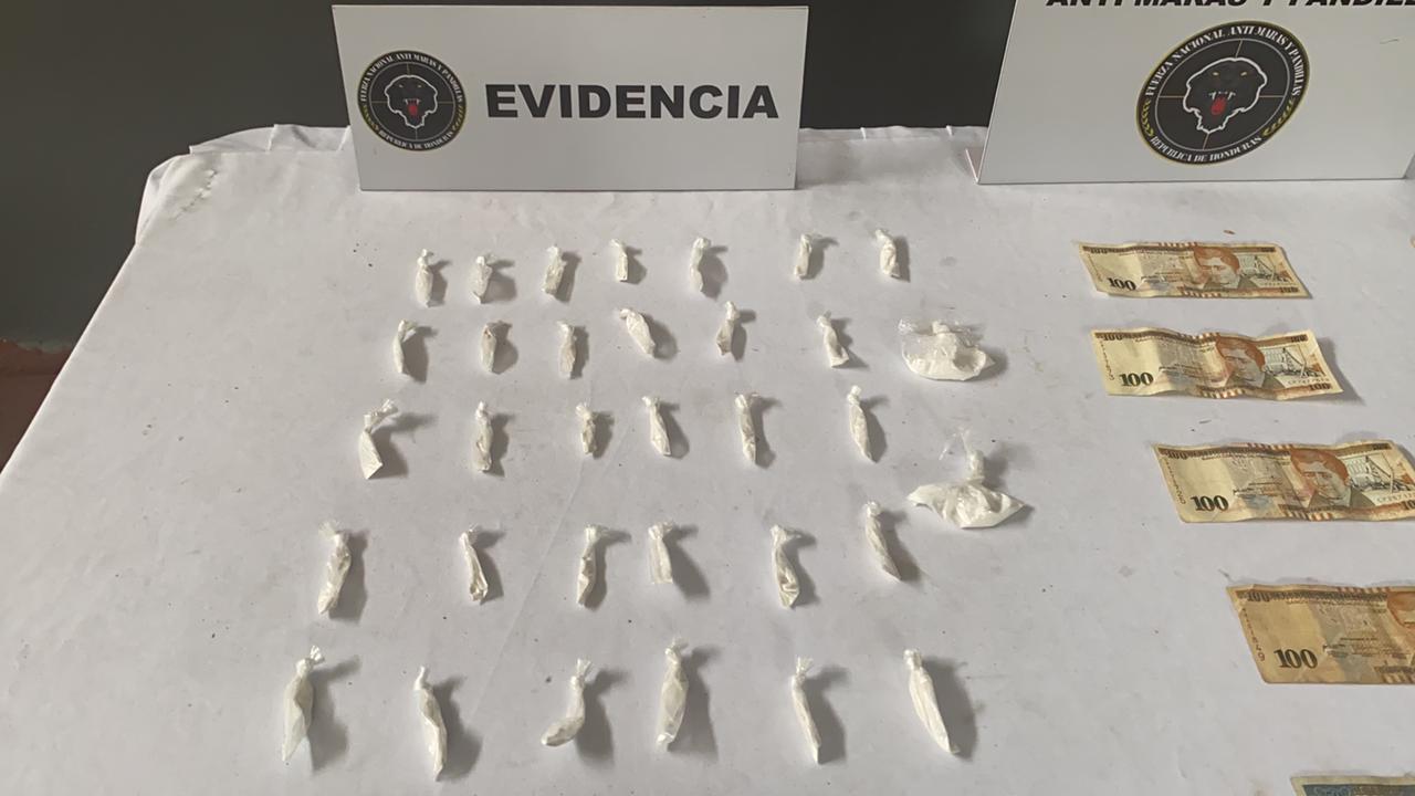 capturan extorsionadores en El Progreso Yoro