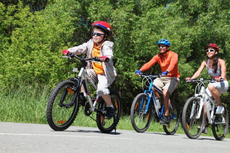 Salud   ¿Por qué andar en bicicleta ayuda a mejorar tu calidad de vida?