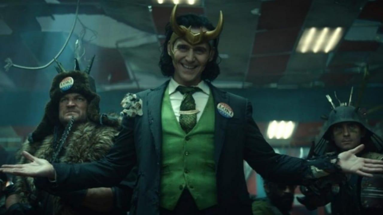 primer episodio de Loki