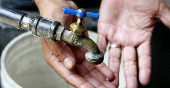 SANAA agua distribución Tegucigalpa