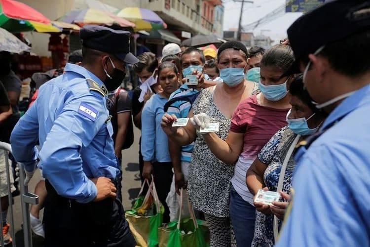 SINAGER suspende circulación por dígito en el departamento de Olancho