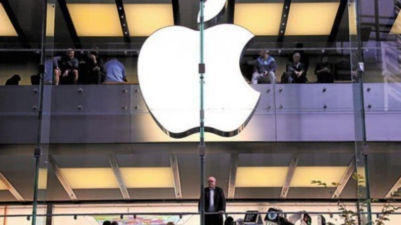 Apple mujer indemnización