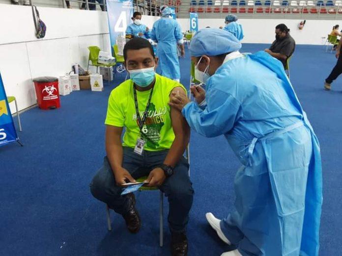 COVID-19 vacunación Honduras