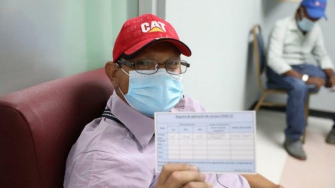 SESAL segunda dosis vacuna antiCovid