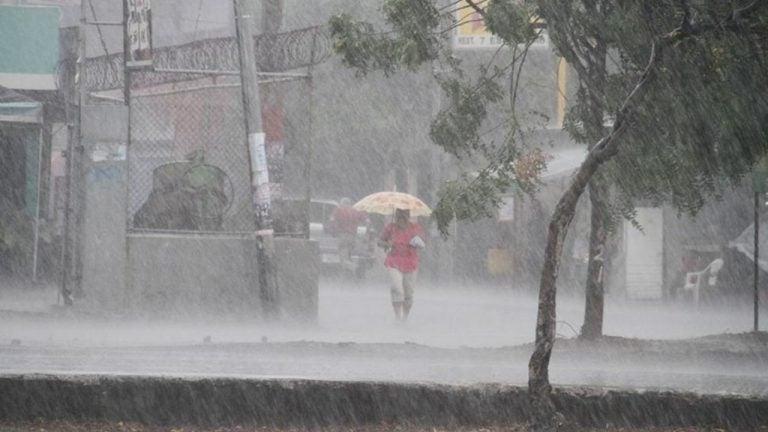 COPECO: Fuertes lluvias se prevén a partir de hoy en Honduras
