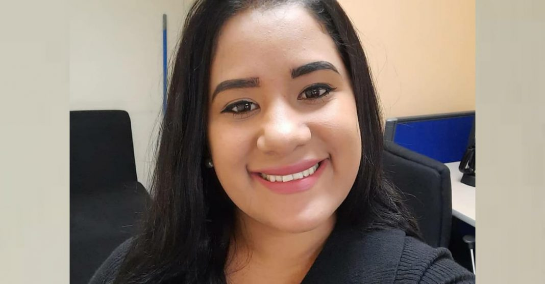 Heridas de Joselin Flores por accidente