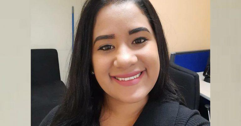La periodista de HCH, Joselin Flores, muestra secuelas tras sufrir accidente