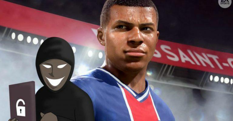 Hackers roban parte de los códigos de programación de FIFA 21